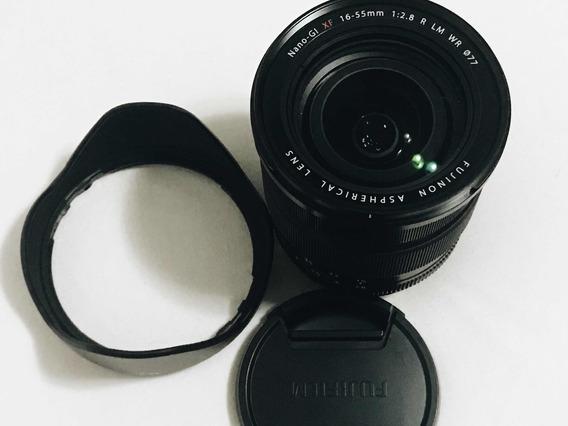 Lente Zoom Fuji Fujifilm Xf 16-55 F2.8 P/ Xpro2 Xt2 Xt3 Xt20