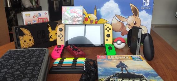 Nintendo Switch 32 Gb Pokemon Let