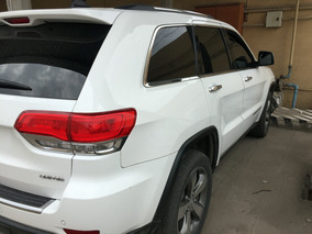 Blindada 2014 Jeep Grand Cherokee 4x4 Nivel V Blindado
