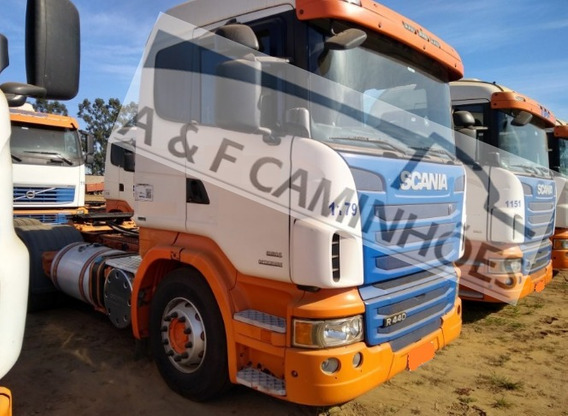 Scania R 440 2013 6x2 Manual
