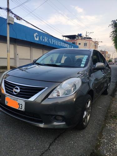 Nissan Versa Mecanico