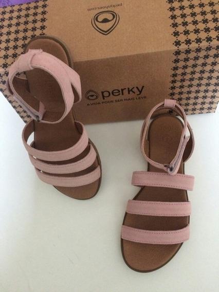 Perky Desert Sandal Rosado