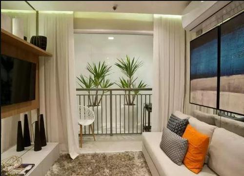 Apartamento À Venda, 43 M² Por R$ 188.900,00 - Cambuci - São Paulo/sp - 15059