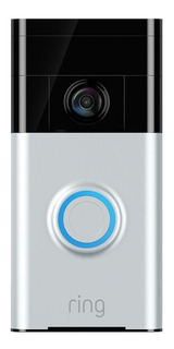 Timbre Ring Video Doorbell Inalambrico Wi-fi Camara Hd