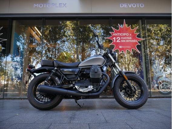 Moto Guzzi V9 Bobber 0 Km - Motoplex Devoto No Iron 883