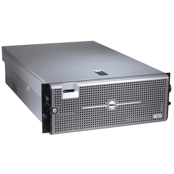 Servidor Poweredge Dell Pe2900iii - 16gb - Quad Core Xeon