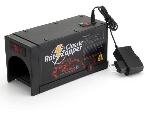 Ratoeira Elétrica Ratzapper Promoção Pega Rato