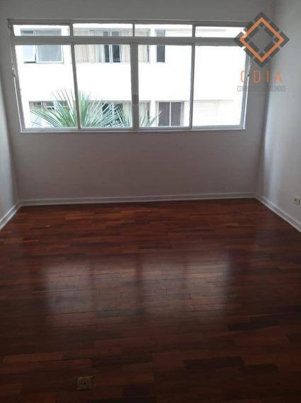 Apartamento Com 2 Dormitórios Para Alugar, 137 M² Por R$ 4.000,00 - Jardim Paulista - São Paulo/sp - Ap24007