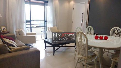 Imagem 1 de 18 de Apartamento Com 3 Dormitórios À Venda, 110 M² Por R$ 850.100,00 - Santana - São Paulo/sp - Ap0455