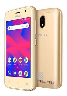 Smartphone Blu C4 C050l Dual 8gb Tela 4.0 5mp/5mp - Dourado