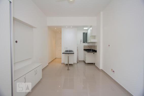 Apartamento Para Aluguel - Flamengo, 1 Quarto, 25 - 893018221