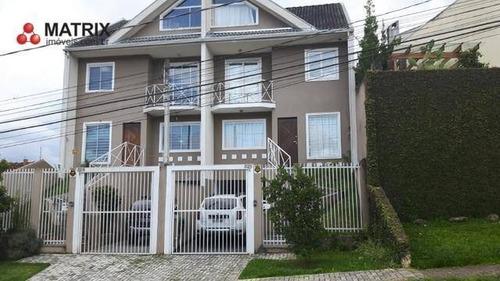 Sobrado Com 3 Dormitórios À Venda, 103 M² Por R$ 600.000,00 - Pilarzinho - Curitiba/pr - So2502