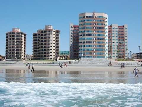 Se Vende Hermoso Condominio En Rosarito (ocean Front)