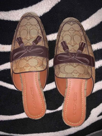 Zapatos Coach Tipo Mocasin