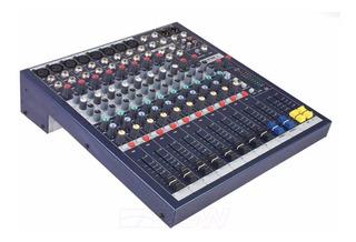 Soundcraft Epm8 Mezclador 8 Canales Alto Desempeño