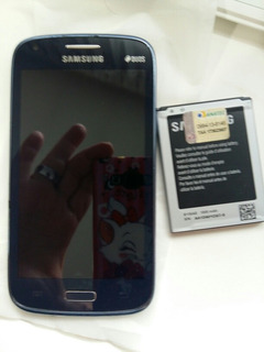 Smartphone Samsung Galaxy S Iii Duos Azul Usado