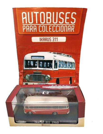 Autobuses Para Coleccionar Nº 20 Ikarus 311