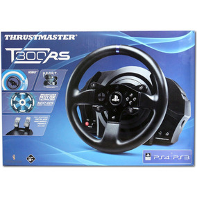 Volante Thrustmaster T300rs Ps4, Ps3, Pc E Cockpit Exr-s Xt