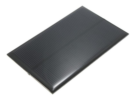 Mini Painel Placa Solar 5v 250ma 1.25w Painel Solar - Célula