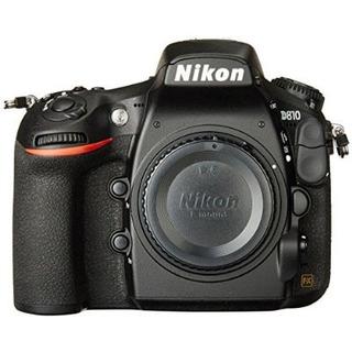 Nikon D810 De Formato Fx Digital Slr Cuerpo De La Cámara
