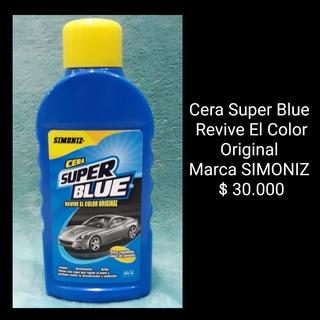 Cera Súper Blue