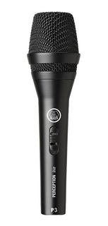 Micrófono AKG P3 S negro