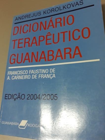 Dicionário Terapêutico Guanabara Dtg Andrejus Korolkovas