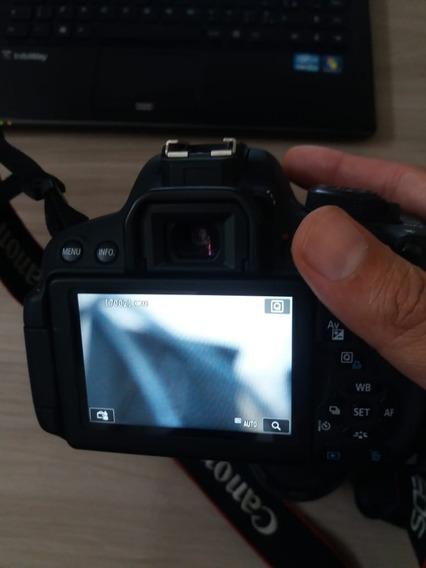 Câmera Canon T5i Semi-nova