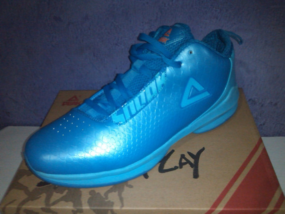 Zapatos Peak Basketball