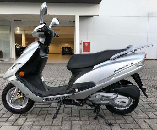 Suzuki Burgman 125 Burgman 125 Cc