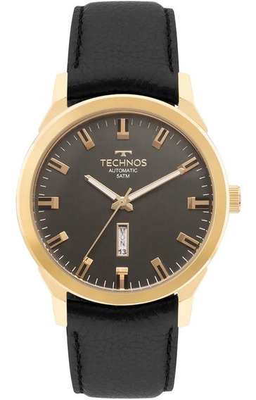 Relógio Technos Classic Automatic - 8205og/2p