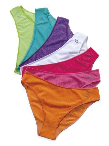 Semanario Pack 7 Bikinis Dama Ilusion Sexy 71420 Lenceria