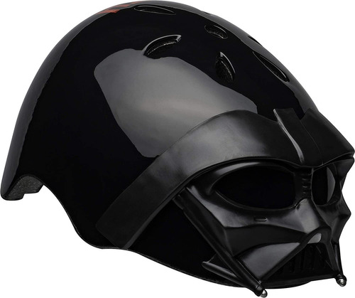 Bell Star Wars Darth Vader 3d Hero - Casco Infantil (19.7-21