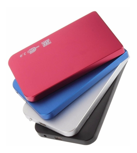 Cápsula Encapsulador Sata 2.5 Hdd Nuevo Oferta Pc Laptop Mac