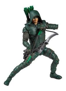 Arrow Serie Tv Dc Multiverse Green Arrow ( Orig) Mcfarlane