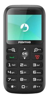 Celular 32mb Dual Chip Bluetooth Câmera Vga P65 Positivo