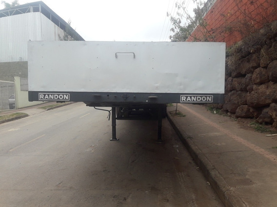 Carreta Ranndon 13.5 Porta Container E Bubineira