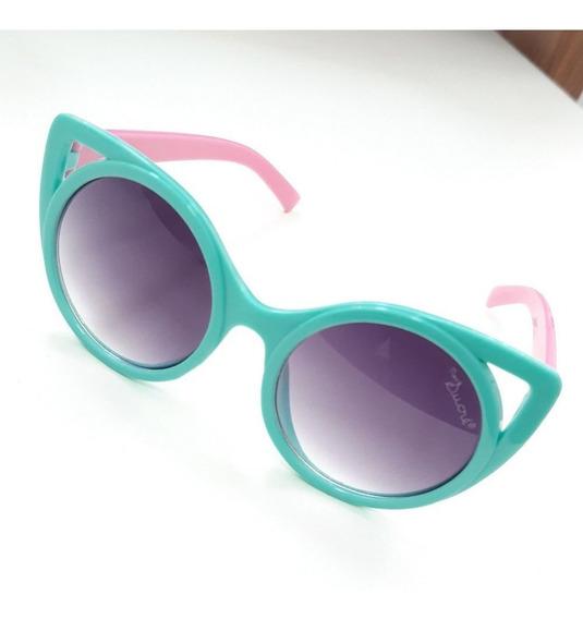 Óculos De Sol Gatinha Mon Sucré