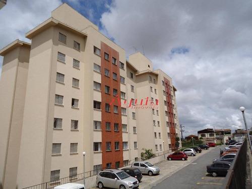 Apartamento Residencial À Venda, Vila Bartira, Santo André. - Ap0953