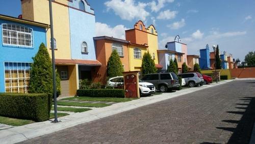 Casa Amueblada En Renta En La Galia Cerca Aeropuerto Toluca