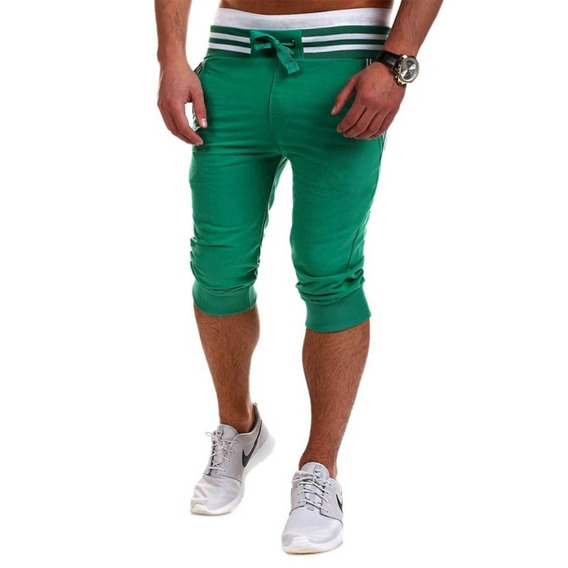 Shorts Casual Jogger Pants Deportivos Harem Slimfit Bermuda