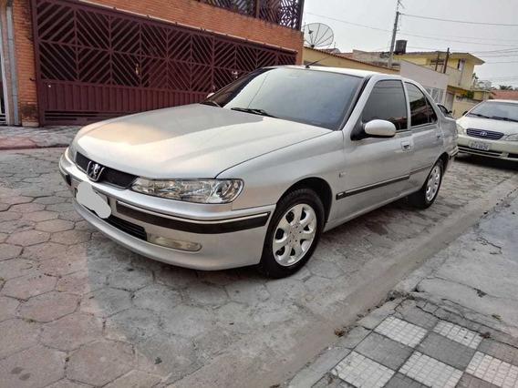 Peugeot 406 2.0 4p 2001