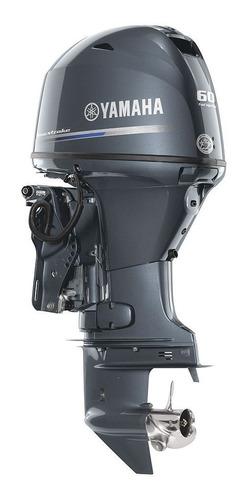 Yamaha Motor F-60 2021 Com Mensais Á Partir De R$ 770,80