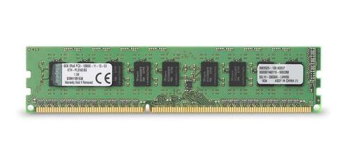 Memória RAM  8GB 1x8GB Kingston KTH-PL316E/8G