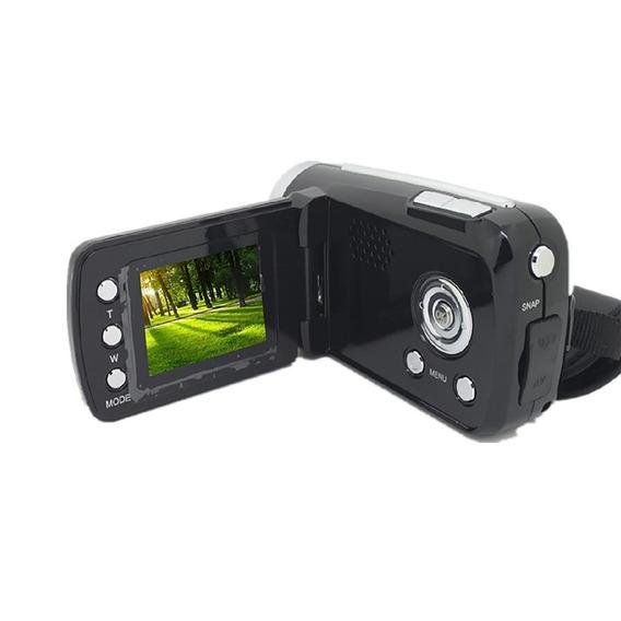 Câmera Digital Camcorde Vídeo Recorder 4x Zoom Digital Exibi