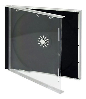 Caja Cd / Dvd Acrilico