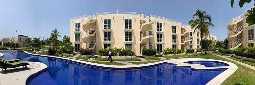 Cad Si Sol Diamante F4 Balcón Con Vista A Jardines Y Alberca