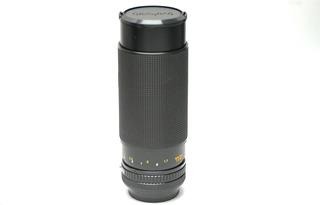 Lente Telefoto Samyang 75-300 Mm / F4.5-5.6 (minolta, Nikon)