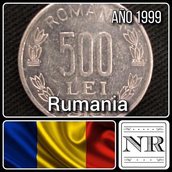Rumania - 500 Lei - Año 1999 - Km # 145 - Aguila