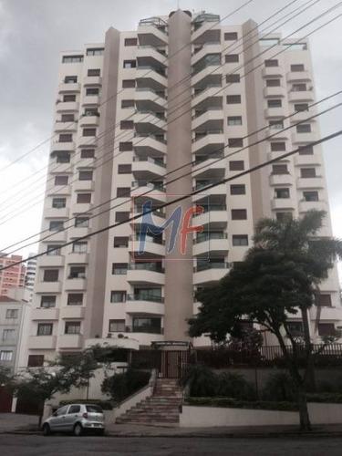 Imagem 1 de 18 de Ref 12.440 Excelente Apartamento Em Condomínio Com 4 Dormitórios (3 Suítes), 3 Vagas, 159 M², Armários Planejados  No Bairro Água Fria, - 12440